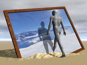 Fuga através do espelho